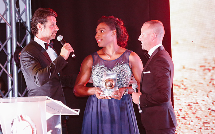 Serena Williams – Champagne Barons de Rothschild 3