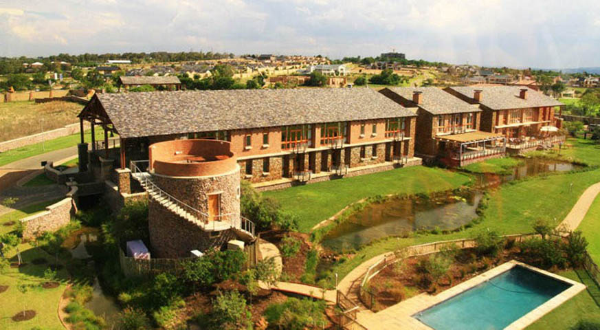 Champagne Barons de Rothschild à Johannesburg 4