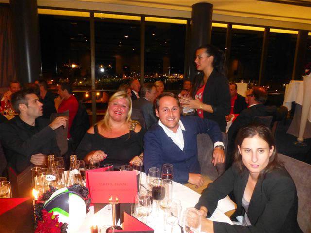 Soirée Rothschild au Wine Business Club Marseille 2