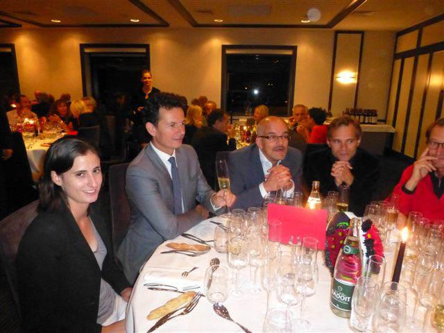 Soirée Rothschild au Wine Business Club Marseille 4