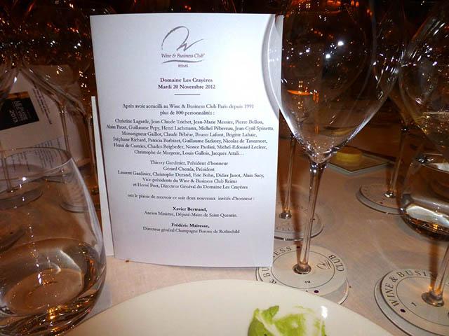 Wine Business Club à Reims 2