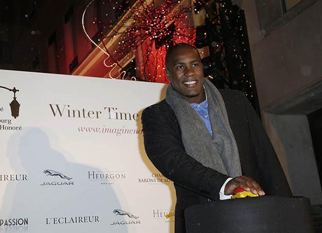 Wintertime du Faubourg Saint Honoré au profit de l'Institut Imagine 1