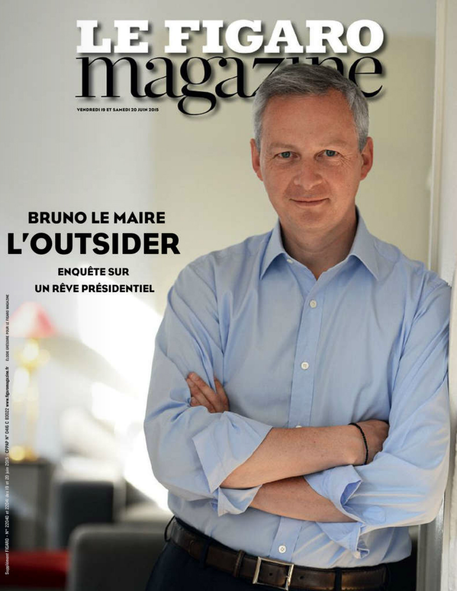 Figaro Magazine 1