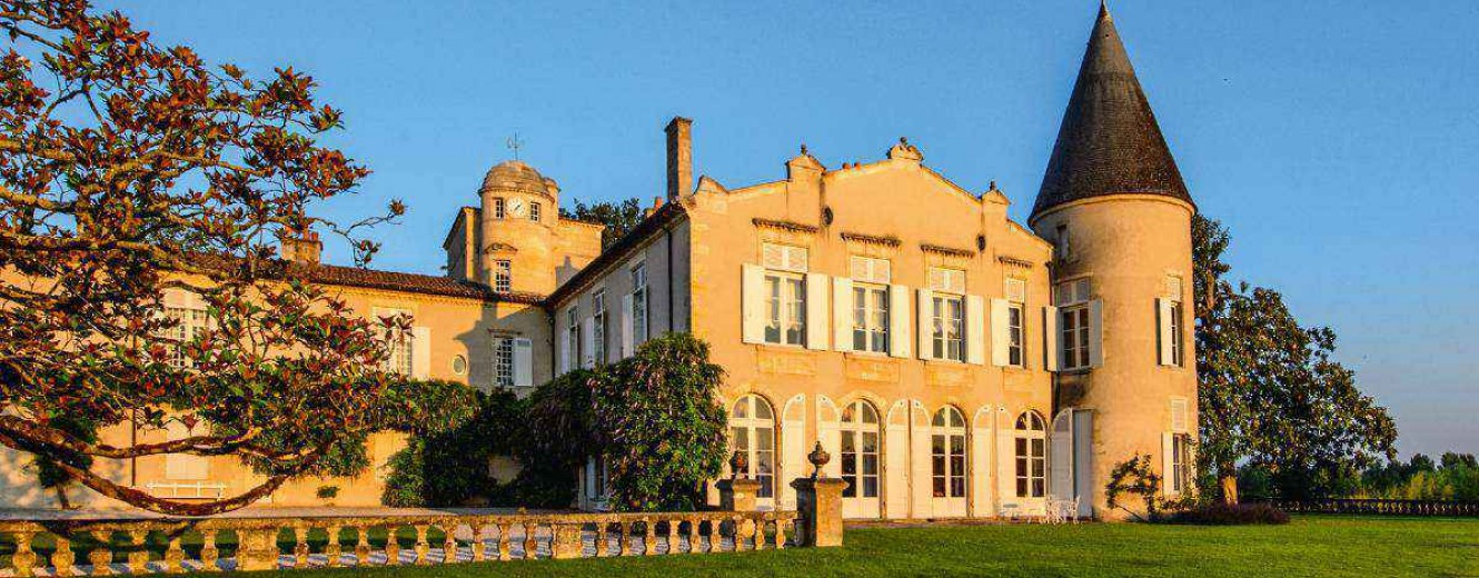 Chateau Lafite Rothschild - Champagne Barons De Rothschild