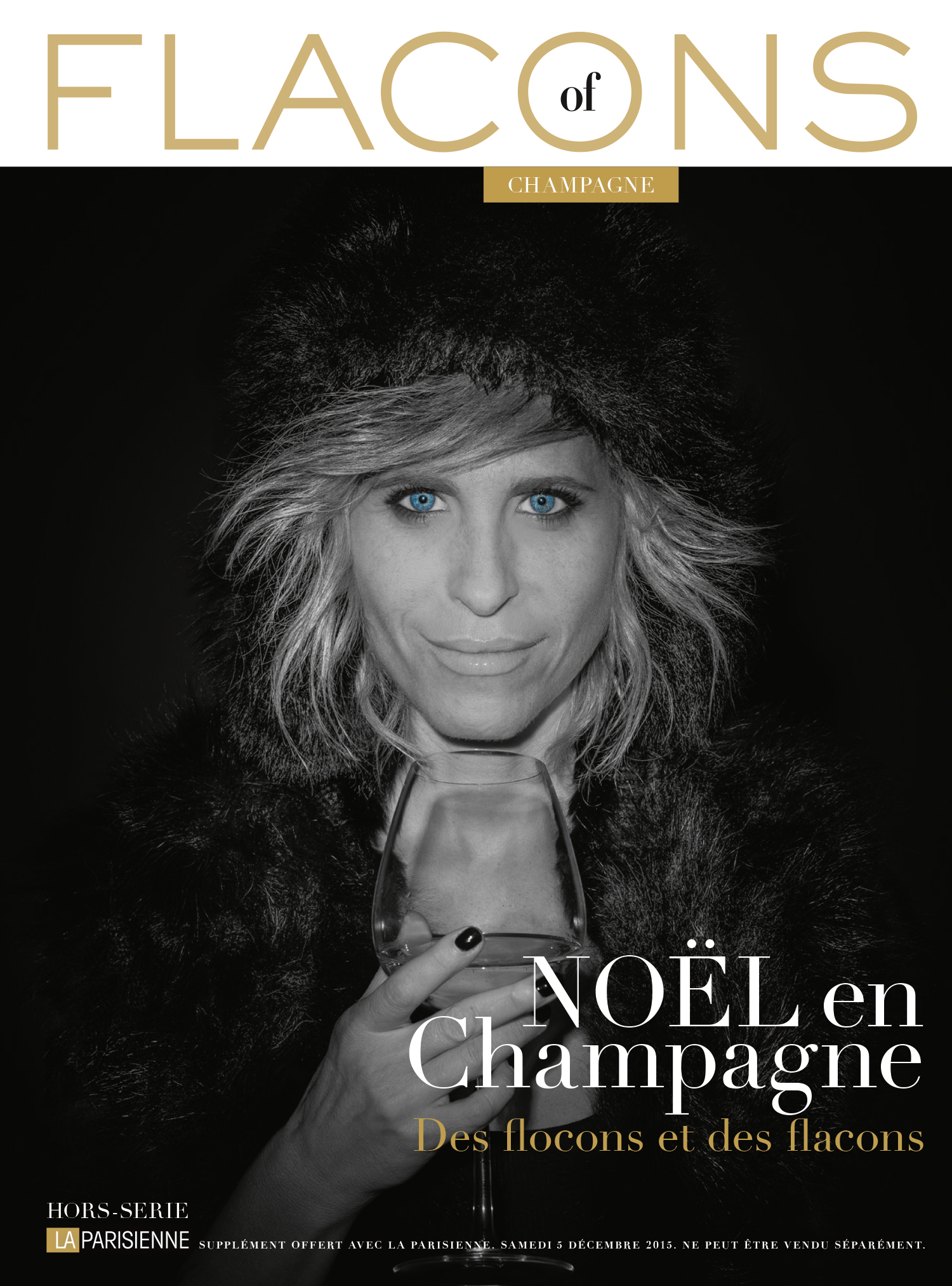Flacons of Champagne 1