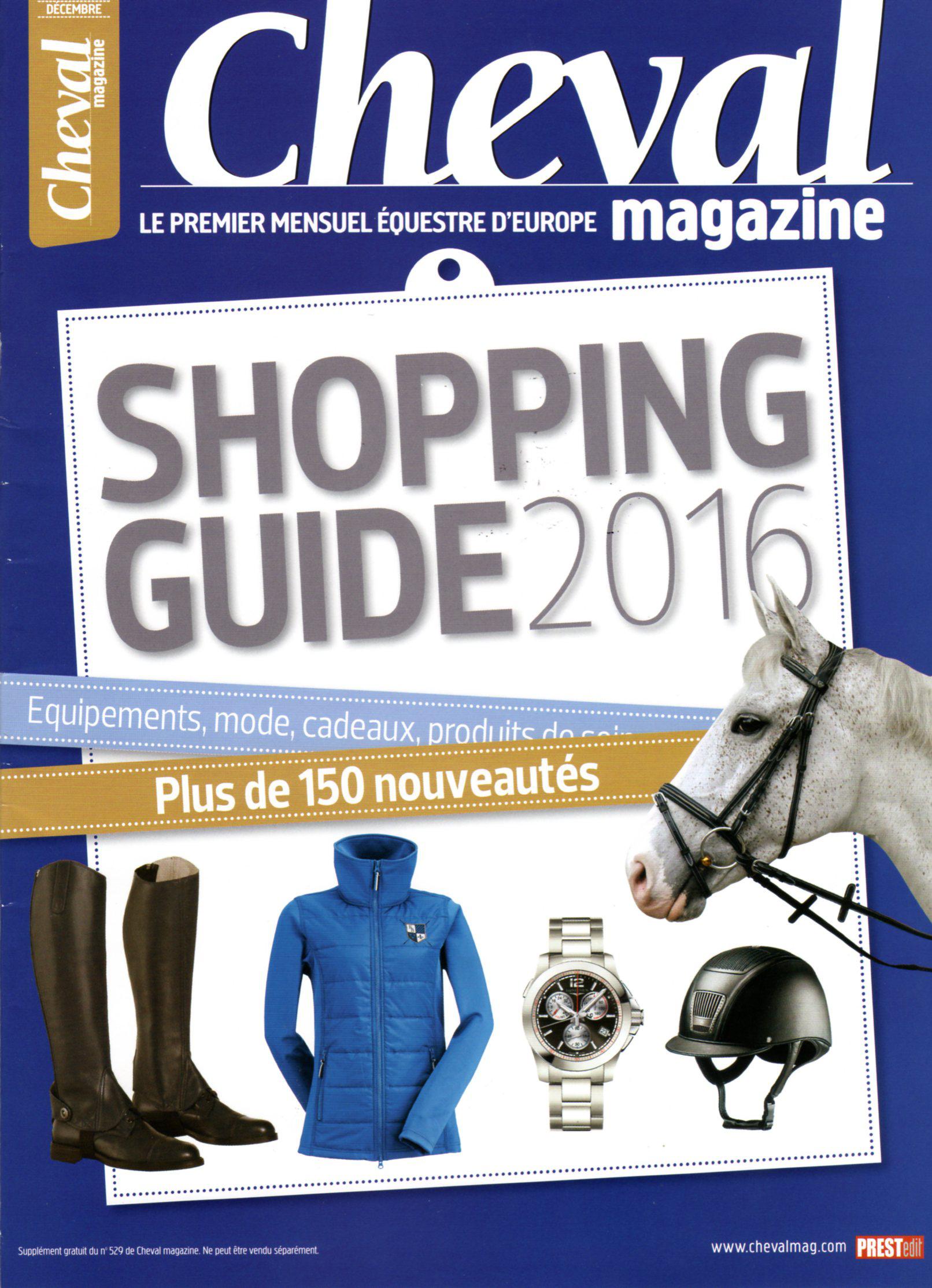 Cheval Magazine 1