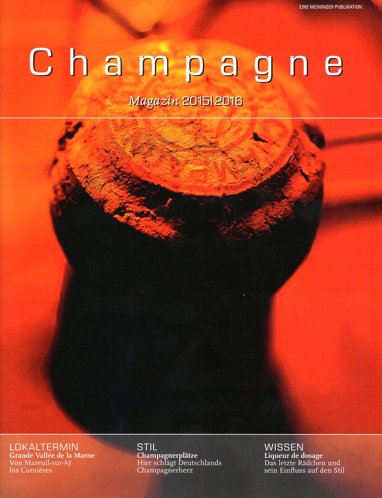 Champagne Magazin 1