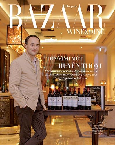 BAZARR Harper's Wine & Dine 1