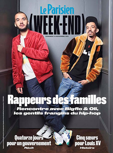 Le Parisien Weekend 1