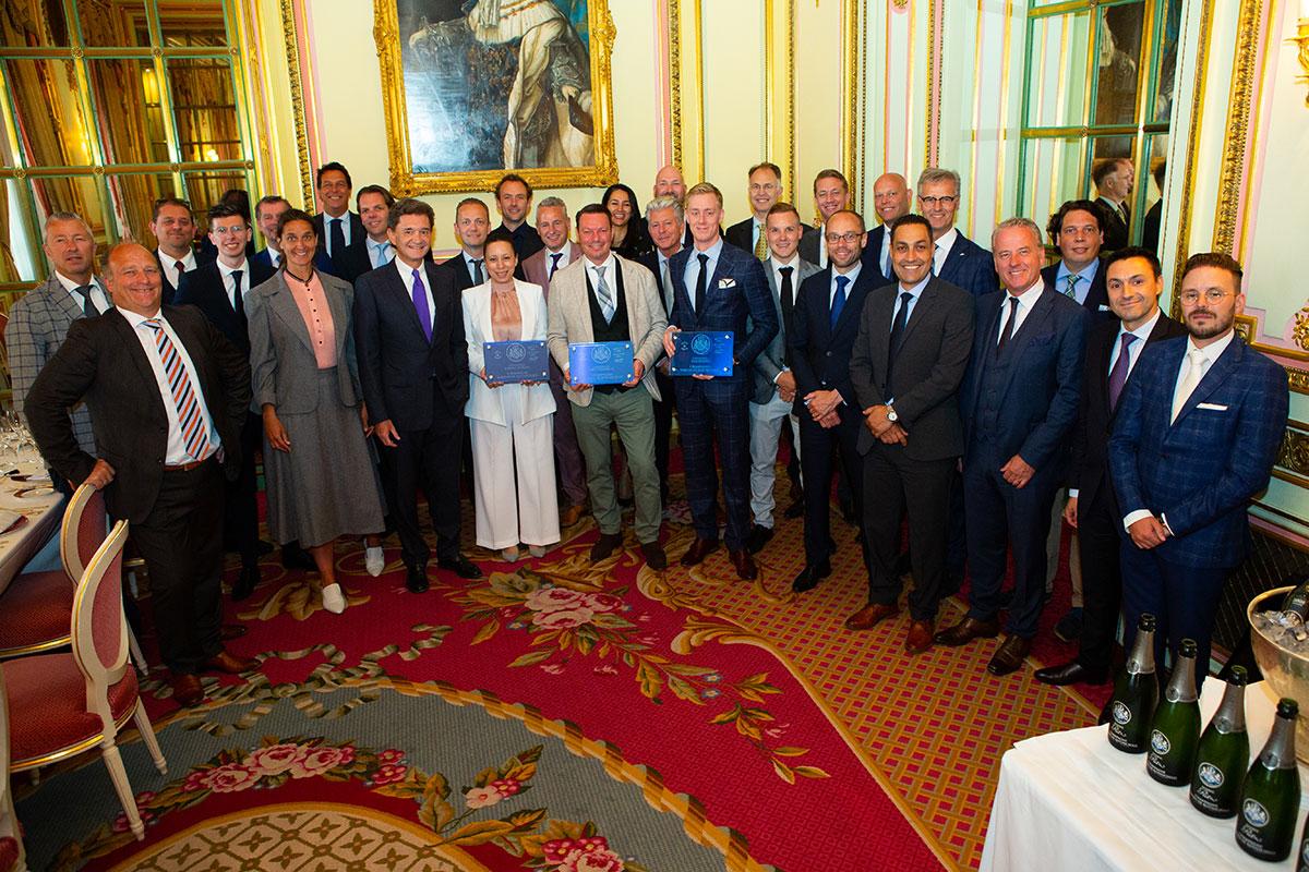 Ariane De Rothschild Ritz De Geneve Champagne Barons De Rothschild