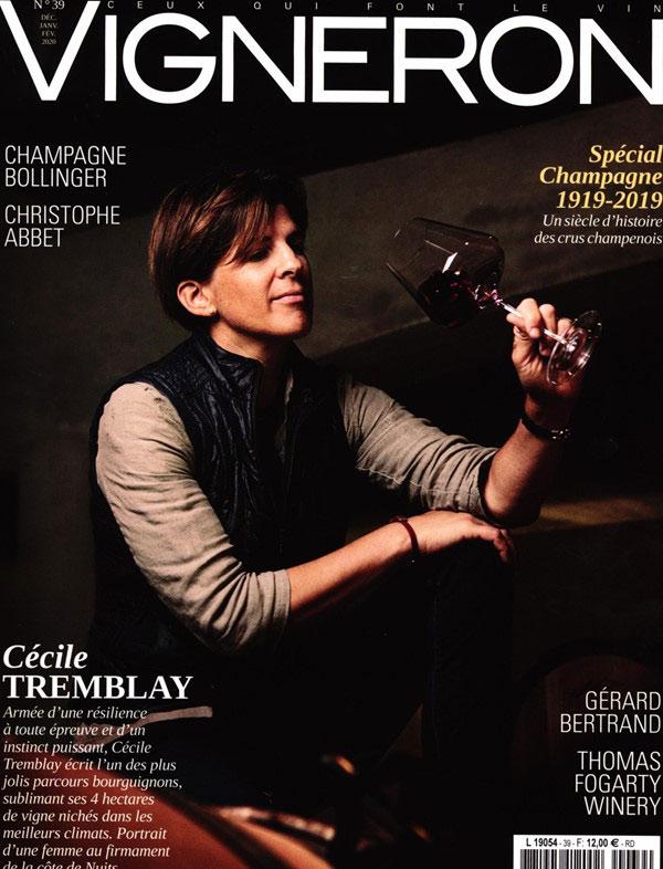 Vigneron Magazine 1