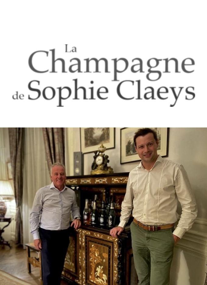La Champagne de Sophie Claeys 1