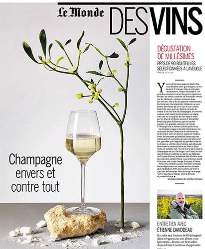 Le Monde des Vins 1